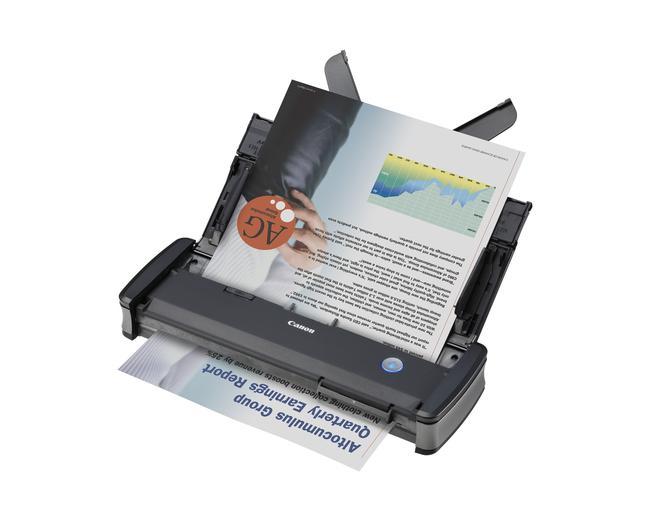 canon p 215ii scanner portable et compact pour mac pc. Black Bedroom Furniture Sets. Home Design Ideas